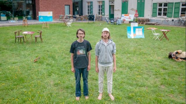 Buitenlands bezoek voor kunsthappening te Meerhout