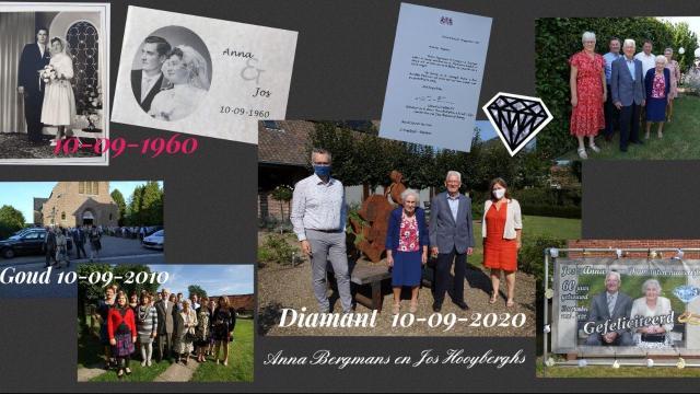 Diamant in de Sint Apollonialaan te Mol Achterbos