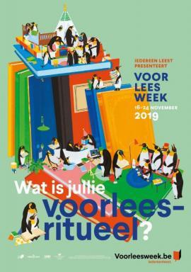 flyer Voorleesweek