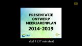 Presentatie presentatie meerjarenplan deel 1