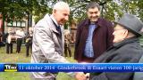 Wijkcomité Ginderbroek en Feestcomité Ezaart vieren de 100-jarige Frans Nuyts