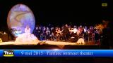 Alleendje Fanfare ontmoet theater