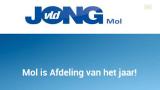 Jong VLD Mol is Afdeling van het Jaar