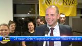 Jong N-VA Dessel organiseren gespreksavond met staatssecretaris Theo Francken