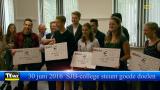 SJB-college gul in steunen van goede doelen