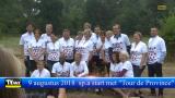 sp a start provincieraadscampagne met Tour de Province