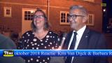 Reacties gemeenteraadsverkiezingen Kris Van Dijck en Barbara Rommens