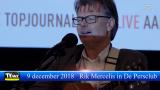 Rik Mercelis live in De Persclub 9 december 2018 locatie 't Kristallijn