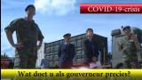 Wat doet u als gouverneur precies? Wat is uw taak?   COVID-19-crisis