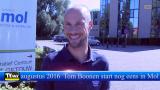 Tom Boonen start zijn laatste prof. wielerkoers op Belgische bodem in Mol