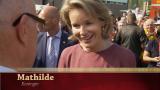 Koningin Mathilde enorm getroffen door geëngageerde Mollenaars