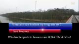 Projectaanvraag 8 windturbines in bossen SCK-CEN en Vito